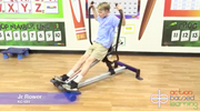 Cardio Kids Rower - Action Based Learning