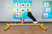 Yoga for Kids Wall Station
