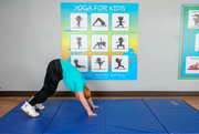 Yoga Wall Station - actionbasedlearning