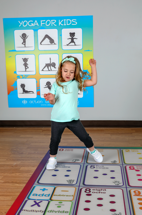 ABL Learn N Move Mat - actionbasedlearning