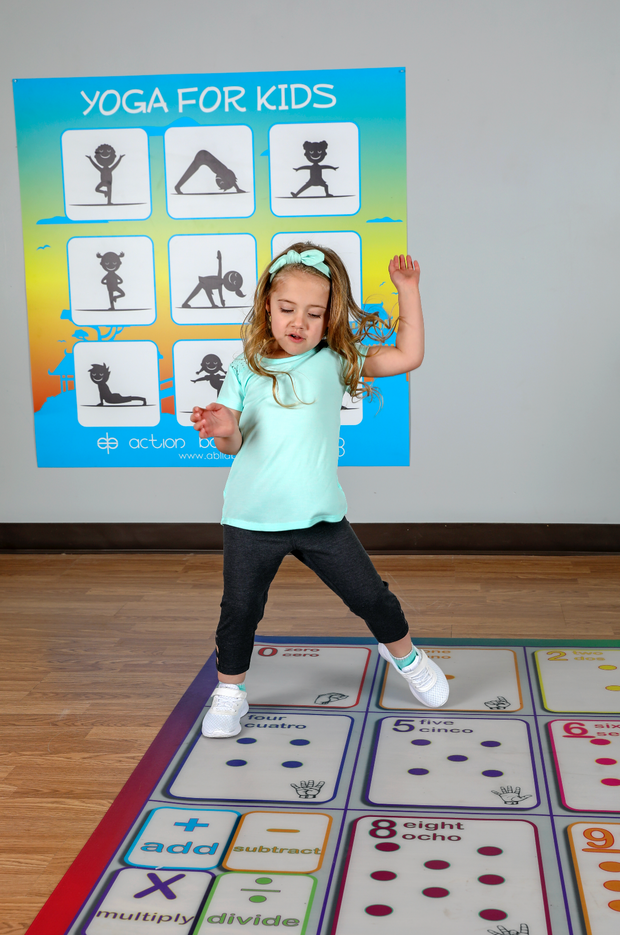 ABL Learn N Move Mat
