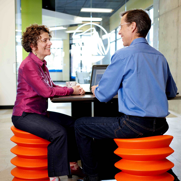 ErgoErgo Accordion Stools