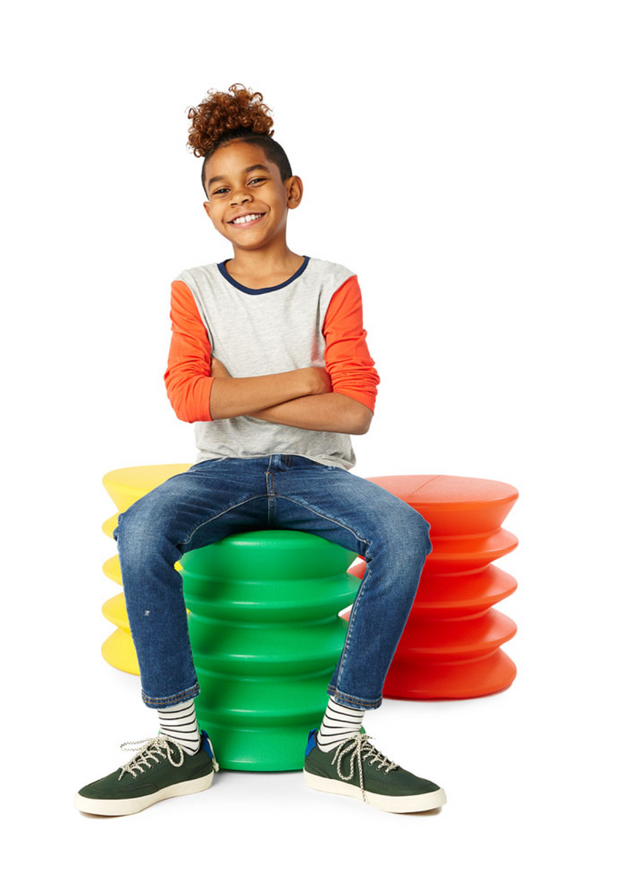 ErgoErgo Accordion Stools - actionbasedlearning