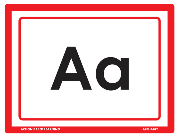 ABL Academic Card Sets [Individual Sets] - actionbasedlearning