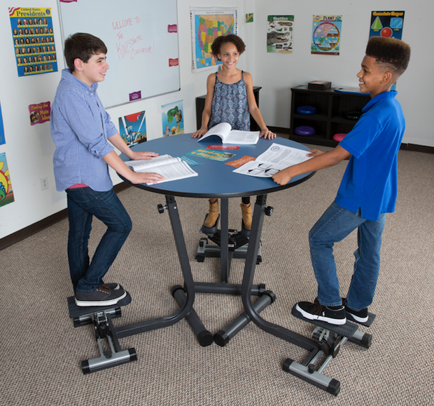 Stepper Desk