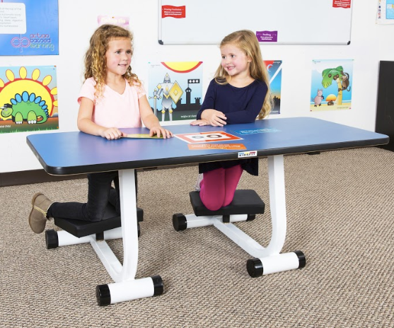 Kneel N Spin Desks