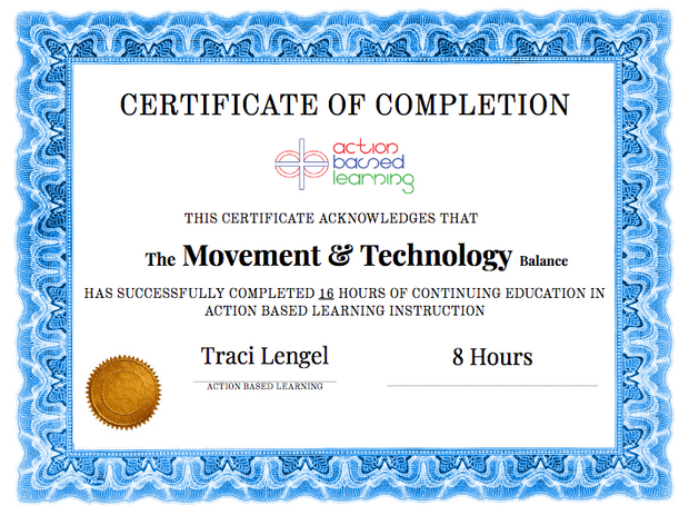 Movement & Technology Workshop