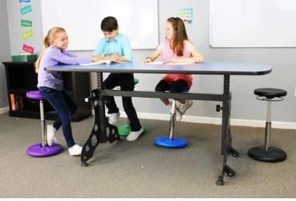 Activity Tables (Portable/Wheels/Adjustable)