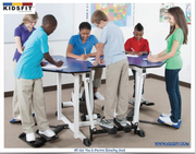 Variety Movement Desks - actionbasedlearning