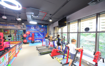 Dubai Youth Fitness Center - actionbasedlearning