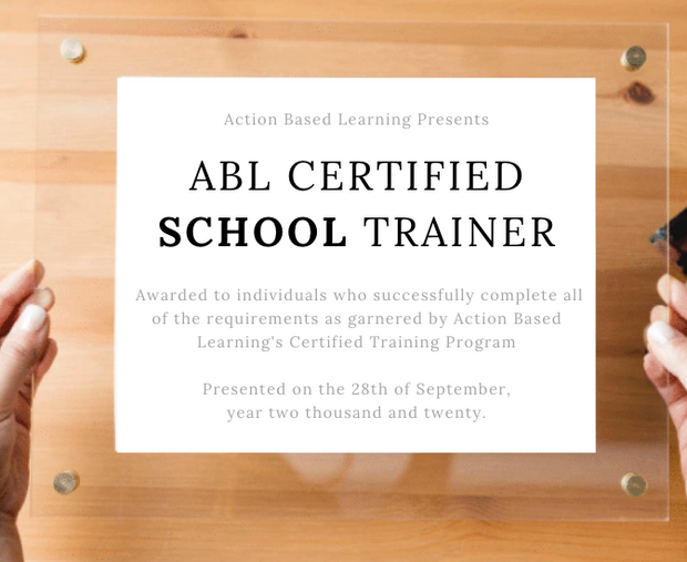Individual Certification [ABL-ST]