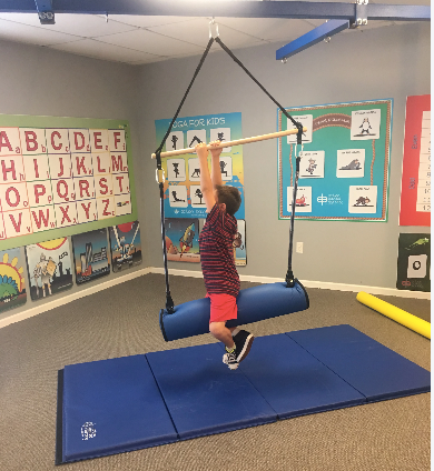 Blue Sit N Swing - actionbasedlearning