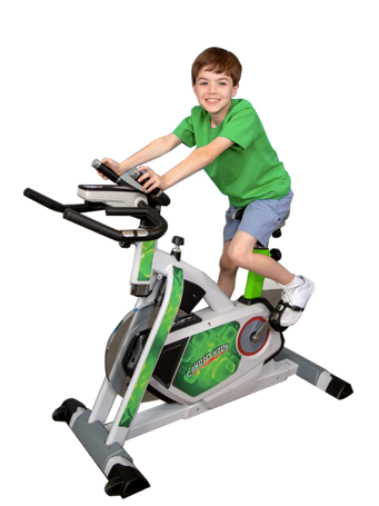 Cardio Kids Indoor Cycling Bike - actionbasedlearning