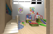 Luxury Apartments & Condominiums - Children's Indoor Challenge Courses - actionbasedlearning