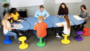 Collaborative Student Table Set