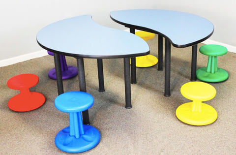Collaborative Student Table Set - actionbasedlearning