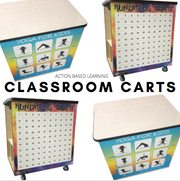 ABL Classroom Cart - Elementary - actionbasedlearning