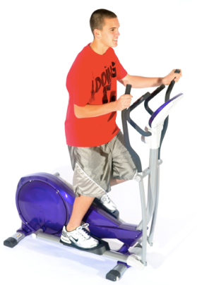 Cardio Kids Youth Fitness Elliptical - actionbasedlearning