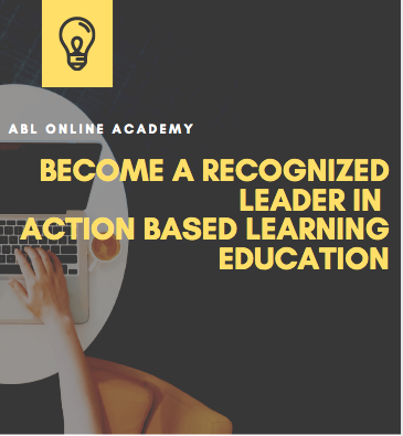 [ABL-101] Introduction to Action Based Learning - actionbasedlearning