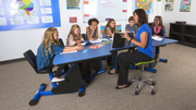 action based learning kidsfit kinesthetic desks