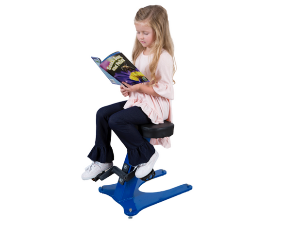 Student Pedal Stool [K-12th Grade] - Action Based Learning