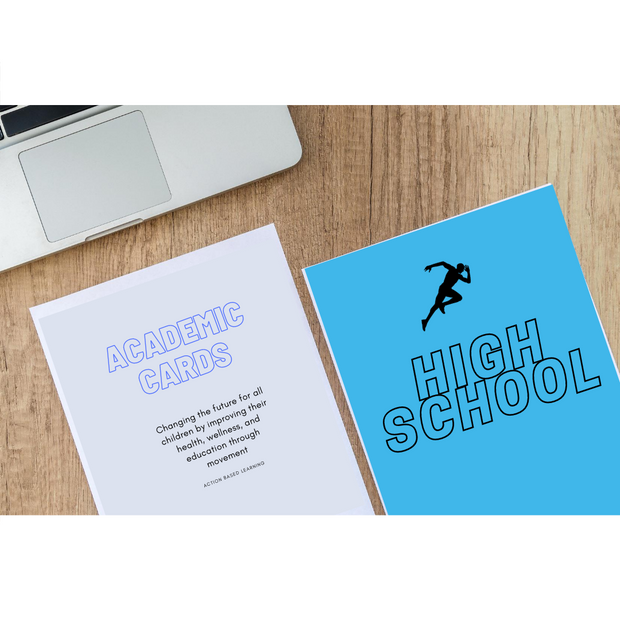 Academic Cards: High School - actionbasedlearning