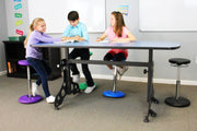 Activity Table (portable with wheels/adjustable)