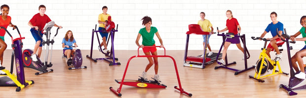 Junior Cardio Youth Fitness Pack [Middle School] - actionbasedlearning