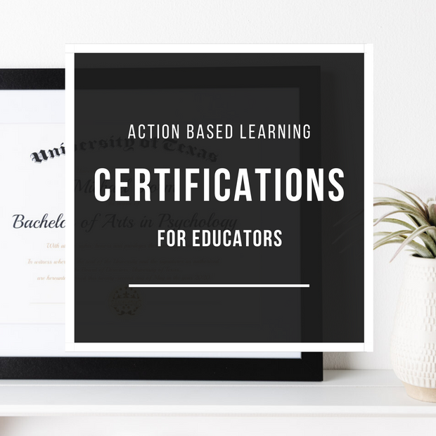 Action Based Learning Certifications - actionbasedlearning