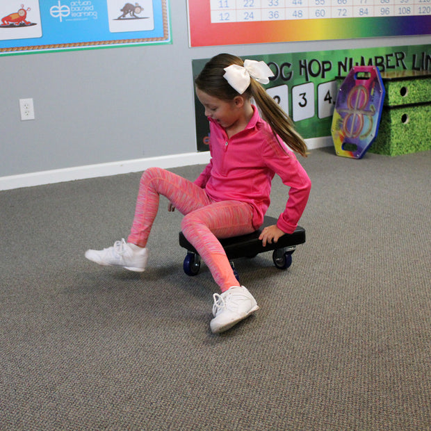 Padded Scooter Board - actionbasedlearning