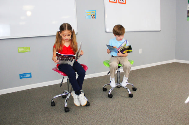 Classroom Scooter Stool - actionbasedlearning