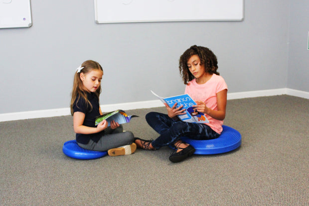 Jumbo Sensory Floor Cushion Set