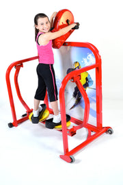 Cardio Kids Deluxe Skier - actionbasedlearning