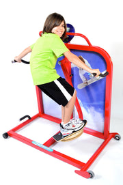 Cardio Kids Snowboarder - actionbasedlearning