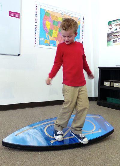 ABC Pathways Surfboard