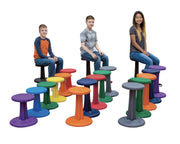 Wobble Chairs (PreK-6) - actionbasedlearning