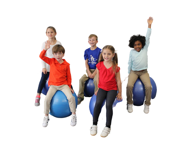 Classroom Balance Ball (Sold in set of 5) - actionbasedlearning