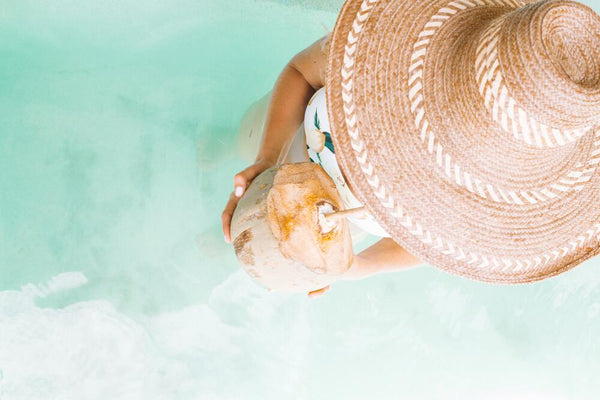 Floppy Hats - The Best Sun Hats To Go With Your Swimsuit