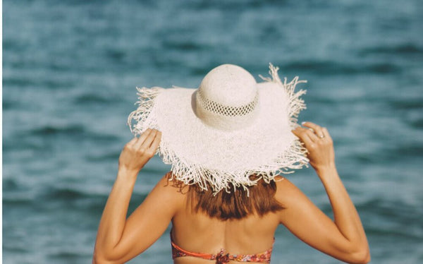 Straw Hat - The Best Sun Hats To Go With Your Swimsuit