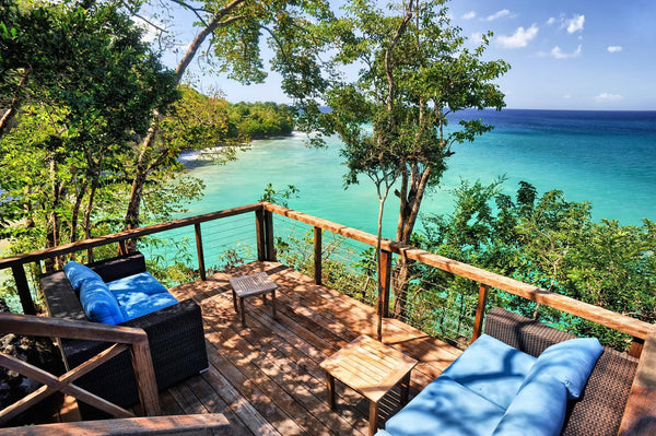 The Most Beautiful Hotels & Pools Around the World - Secret Bay, Dominica