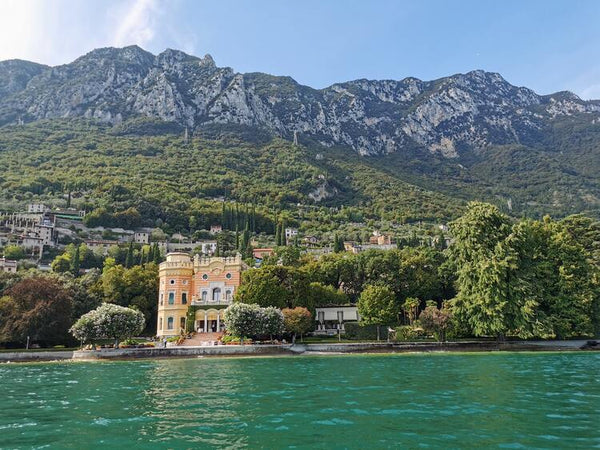 The Most Beautiful Hotels & Pools Around the World - Grand Hotel a Villa Feltrinelli, Italy