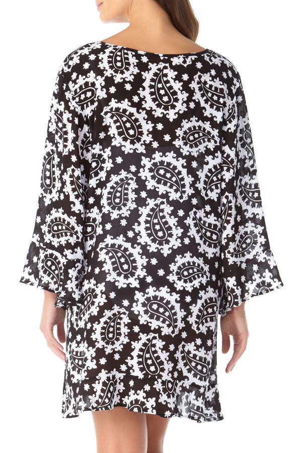 Anne Cole - Flounce Tunic Cover Up
