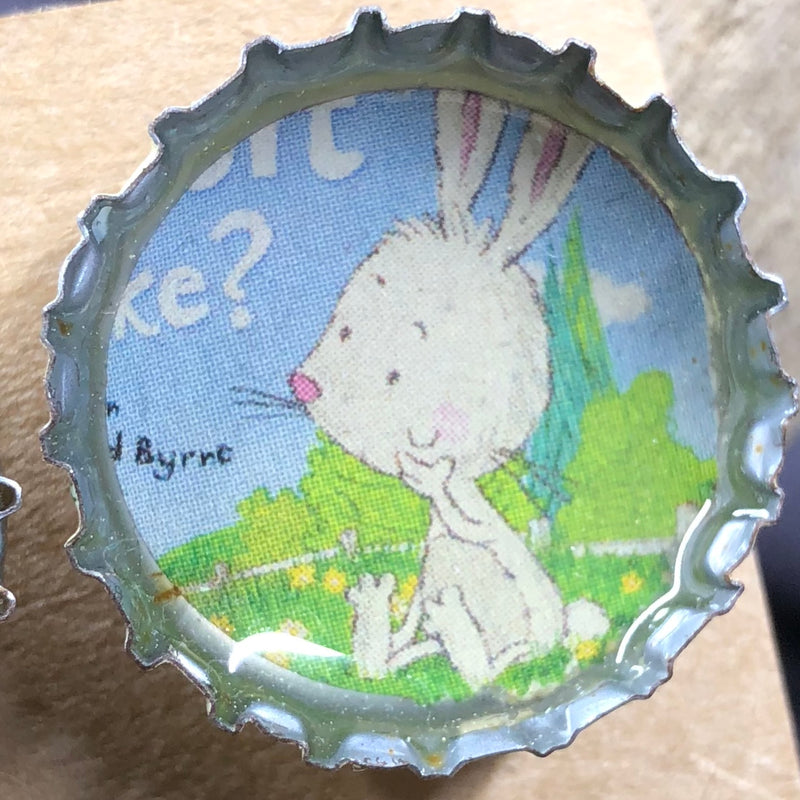 Rabbit Magnet Set