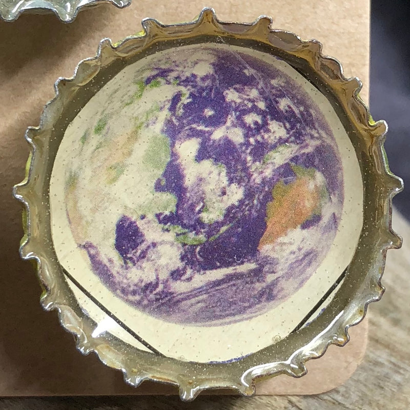 Earth and Planets Magnet Set