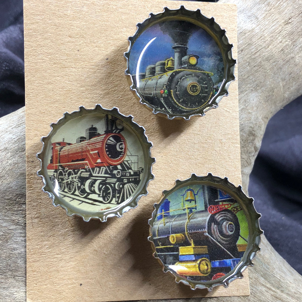 Train Magnet Set