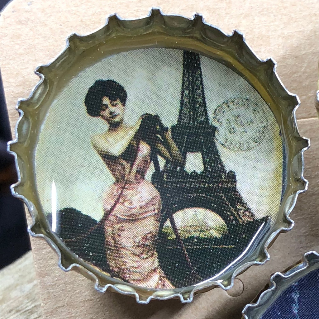 Paris Magnet Set