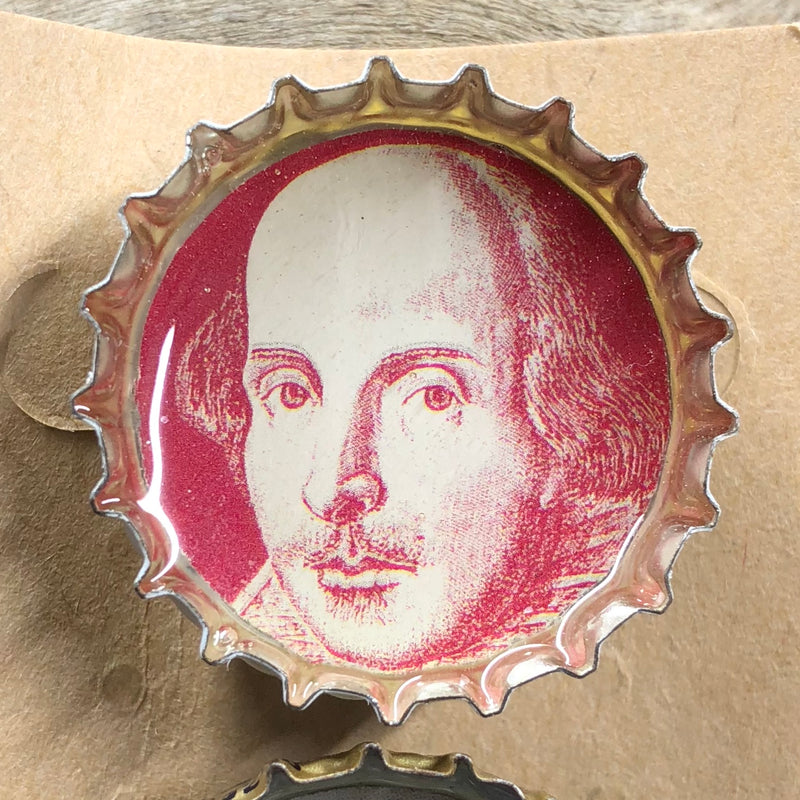 Shakespeare Magnet Set