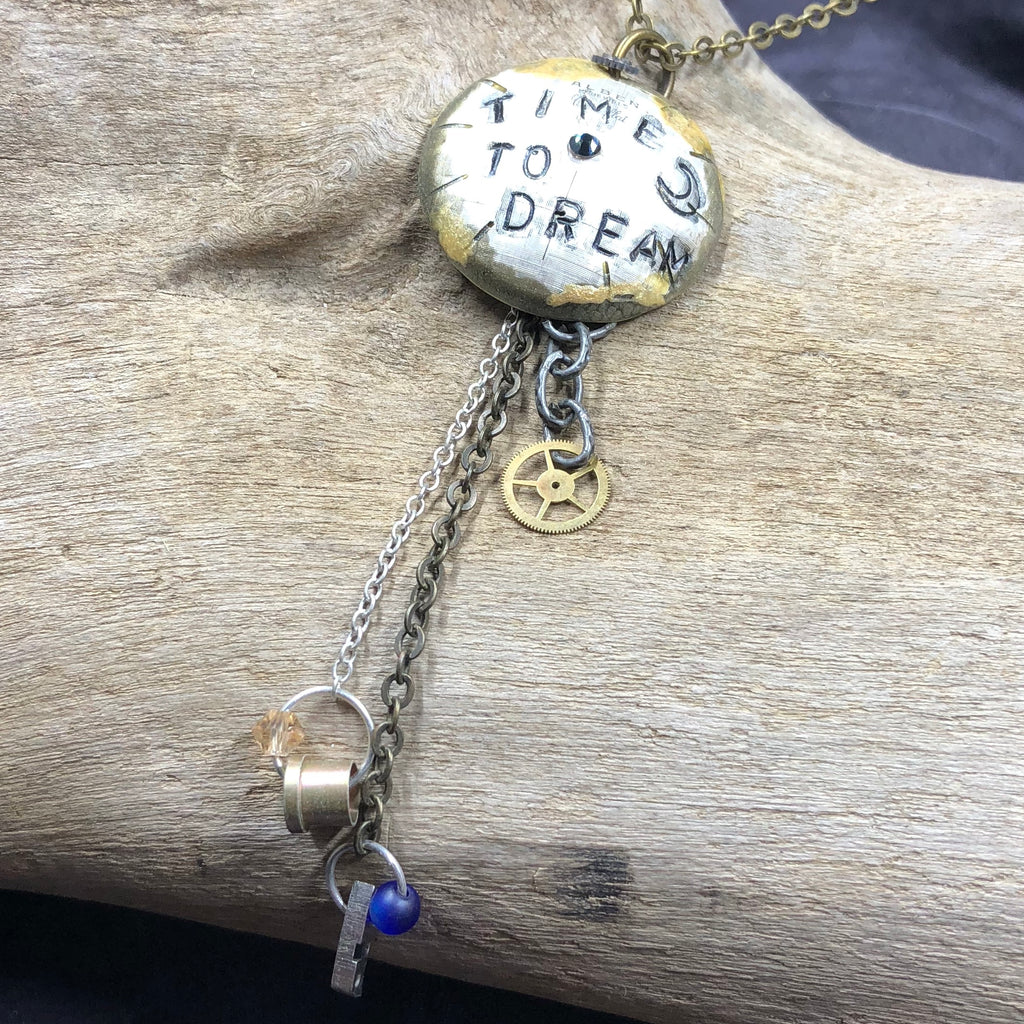 """Time to Dream"" Necklace"