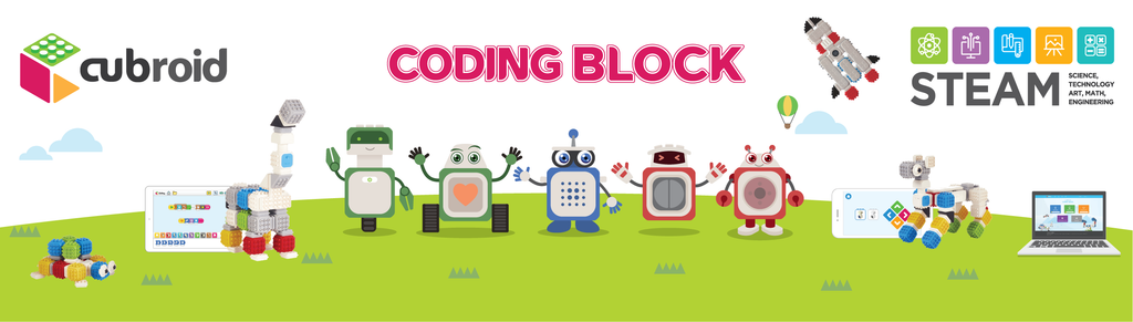 Cubroid Canada Learning center is here to direct you to learning resources to help your classroom learn to code!  Use the Cubroid updated lesson plans for learning to code or follow along with social media.