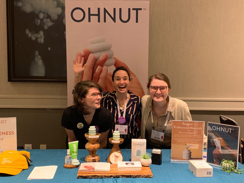 Image of the members of the Ohnut team who attended the ISSWSH/IPPS conference in 2019.